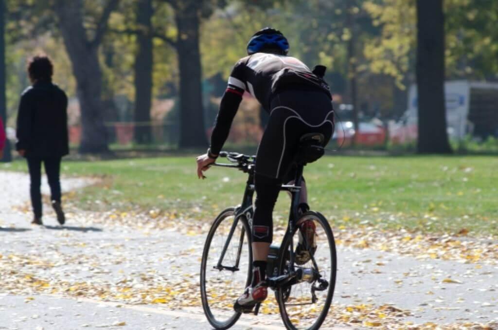 自転車保険 男性